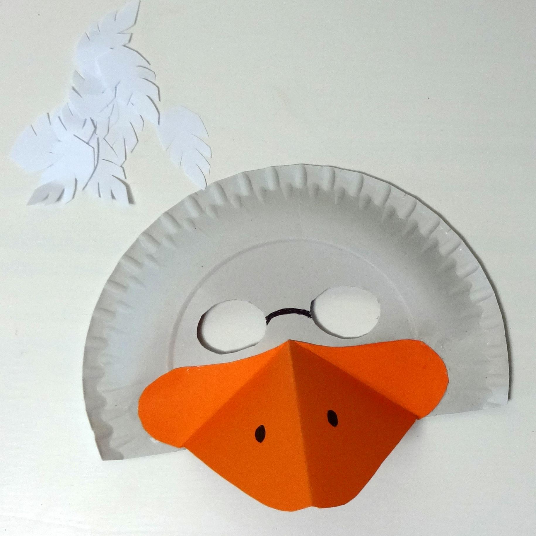 Fantastisch Gans Maske Vorlage Zeitgenössisch - Entry Level Resume ...