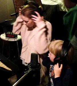 Kinderchor mit Eichhorn_e