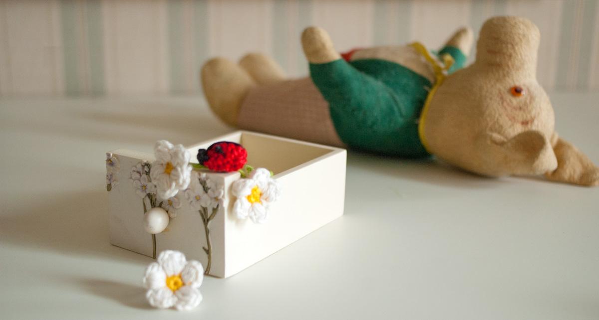Diy Blumen Schmuck Armband Und Ring Für Kinder