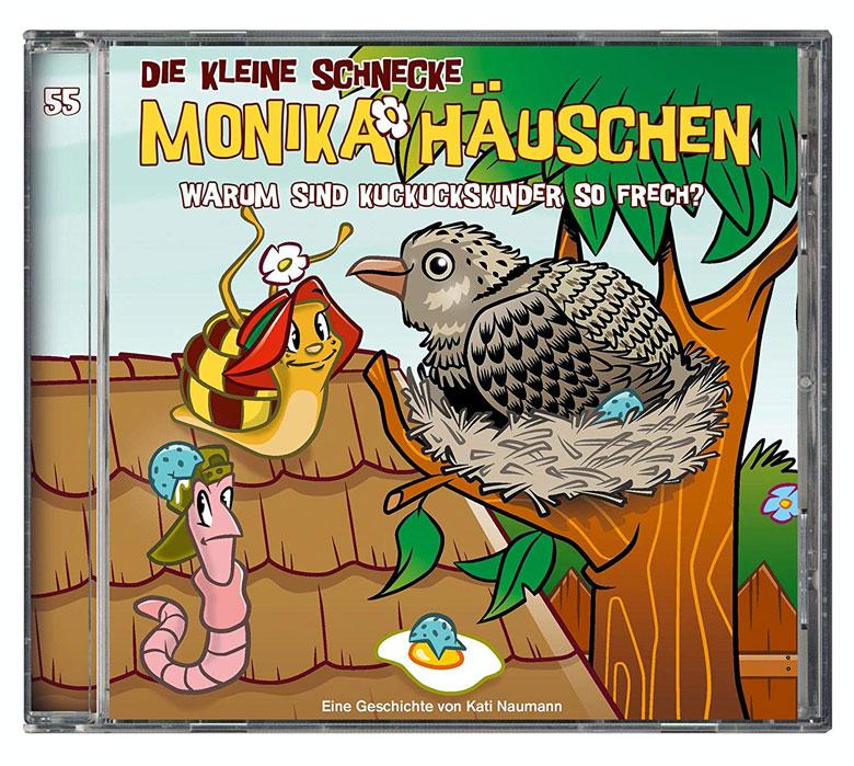 Die kleine Schnecke Monika Häuschen: Warum sind Kuckuckskinder so frech?
